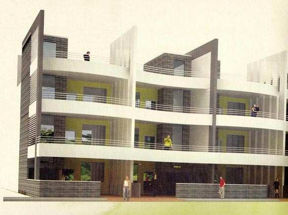 3 BHK Builder Floor for Sale at Kanadia Road, Indore
