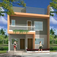 3 BHK Bungalow at Mahalaxmi Nagar