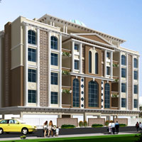 1 BHK flat at Bicholi Mardana