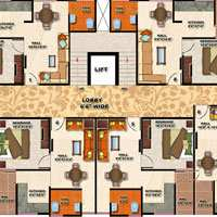 2 BHK Flat at Bicholi Mardana
