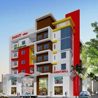 3 BHK flats in Main Khandwa Road