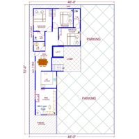 1 BHK flat at Khandwa Road