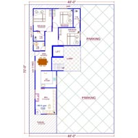 3 BHK Flat at Khandwa Road