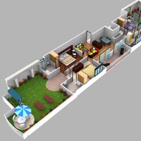 3 BHK at Main Khandwa Road