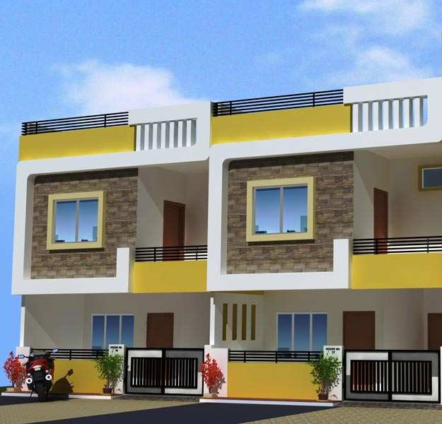 36 and 37 Sector C Shivdham Colony AT KHANDWA ROAD