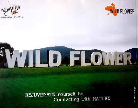 Residential plot for sale at Empire wild Flower