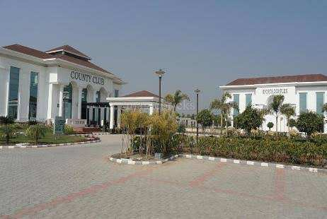Plots for sale at County Walk, Bypass road, Indore