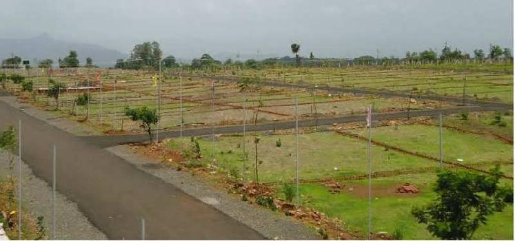 Residential Plot For Sale At Bhumesh, near Mihan, Nagpur.