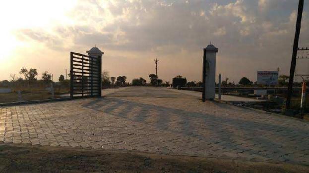 Plot for sale at Mahalaxmi Nagar 9, wardha road, Nagpur