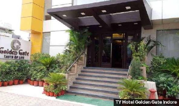 Hotel plot for sale at Vijay Nagar, Indore