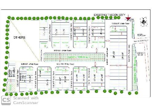 Plot for sale at bypass road, Indore