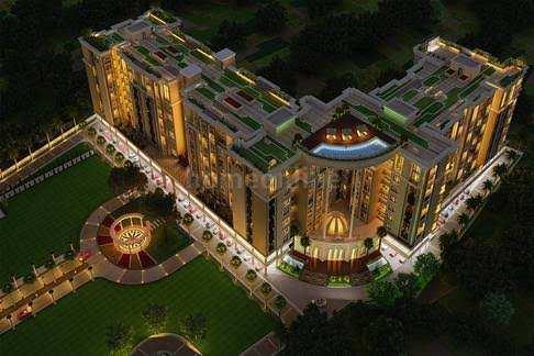 3 bhk luxurious flat for sale at bicholi mardana,Indore