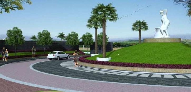 Plot for sale at Mhow Indore