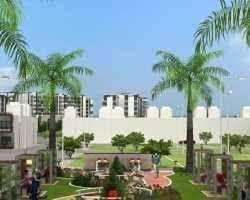 3bhk flat for rent in super corridor