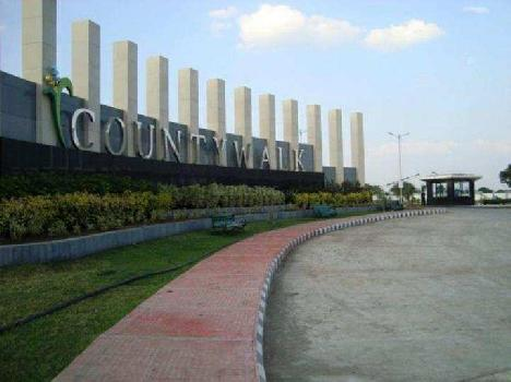 Plot For Sale At County Walk Indore