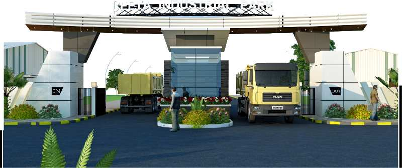 Plot For Sale At Beeta Industrial Park, Indore