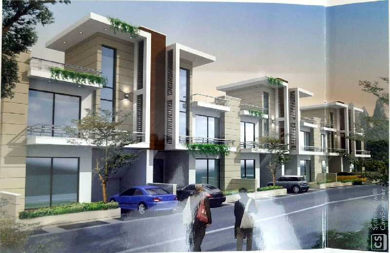 3 BHK Flats & Apartments for Sale in Mahalgaon, Gwalior