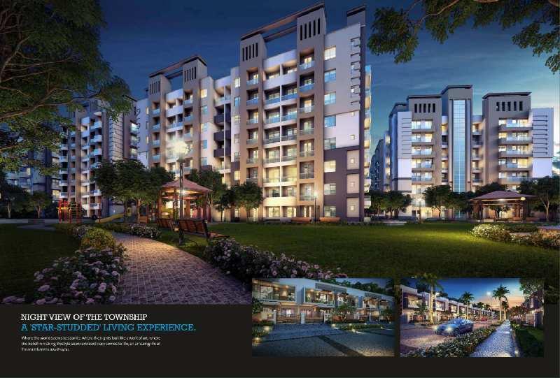 3 BHK Flat For Rent In Emerald Greens, Badagaon, Gwalior