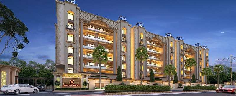 4bhk Duplex For Sale In Ghanshyam Castle Ring Road Indore