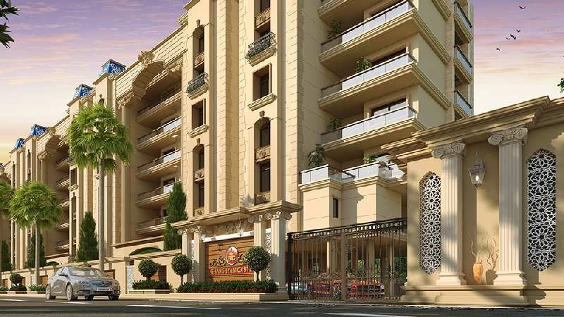 3BHK Duplex Bunglow For Sale At Ghanshyam Castle Ring Road Indore