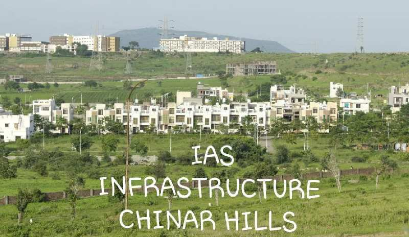 Plot For Sale In Chinar Hills Indore