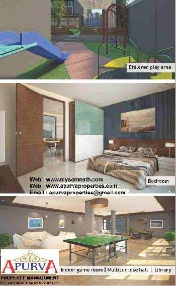 3 BHK Flats & Apartments for Sale in Ahmedabad