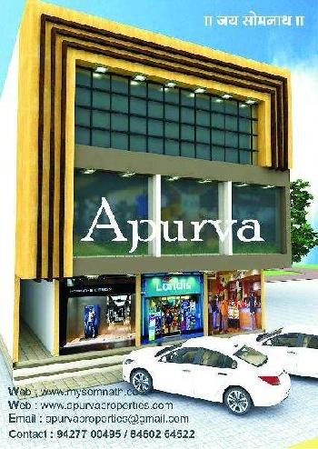 310 Sq. Feet Office Space for Sale in Veraval, Gir Somnath