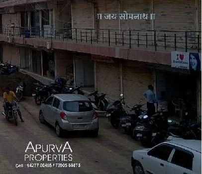 225 Sq.ft. Commercial Shops for Sale in Veraval, Gir Somnath
