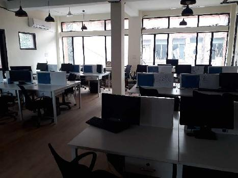 Commercial Office Space 1000sqft For Rent In Saket