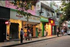 Commercial 200 sqft office/space for lease in anupam pvr compex  saket, delhi south