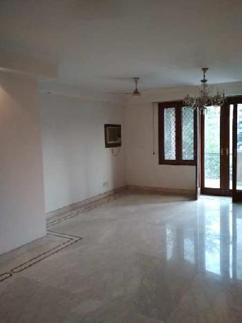 4BHK Builder floor for Rent in Panchsheel Park South Delhi