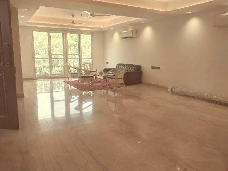 New Builder floor 4BHK Furnished for Rent in Saket