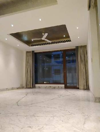 4BHK 350Yard Independent Builder Floor For Rent In Geetanjali Enclave, South Delhi