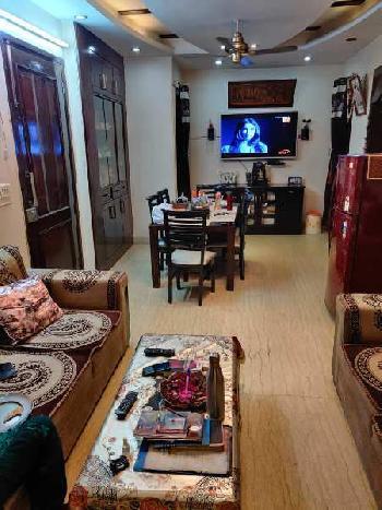 3BHK fully furnished Independent Builder floor for Rent in Saket