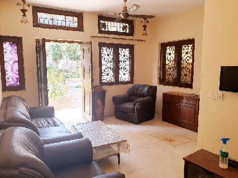 2BHK Furnished Independent Builder floor for Rent in H Block Saket South Delhi