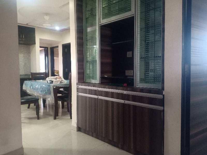 3 BHK furnished Flat For Rent At adajan L P savani Road Surat