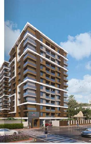 3 BHK Flats & Apartments for Sale in Vesu, Surat