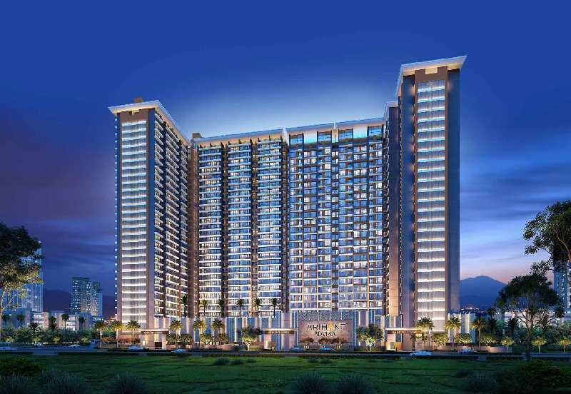 2 BHK Flats & Apartments for Sale in Vashi, Navi Mumbai