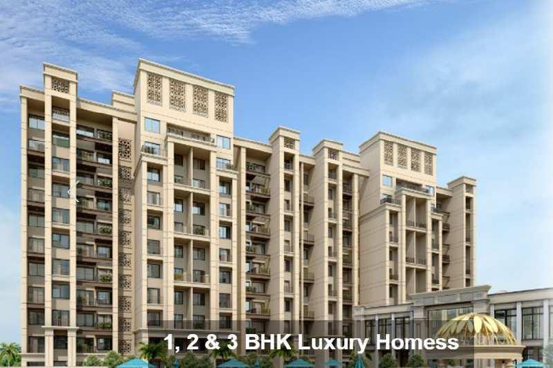 3 BHK Flats & Apartments for Sale in Kharghar, Navi Mumbai