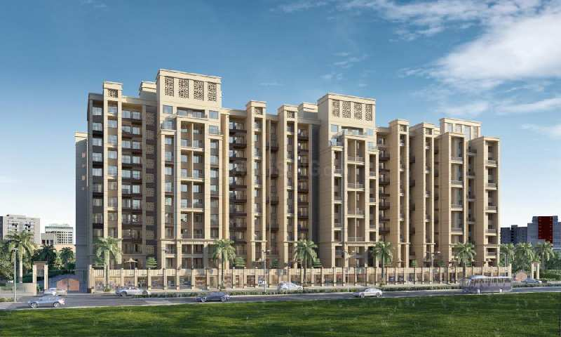 1 BHK Flat for Sale in Oxy Fresh Home Complex with All Amenities Sector-37, Kharghar Navi Mumbai
