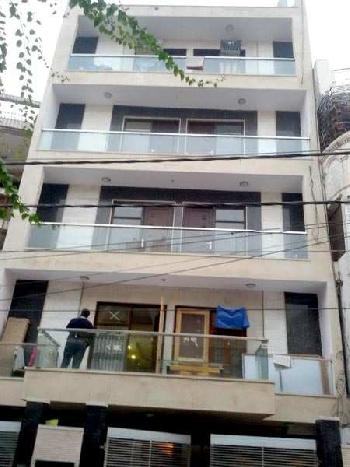 3 BHK at C.C. Colony, State Bank Colony Delhi North