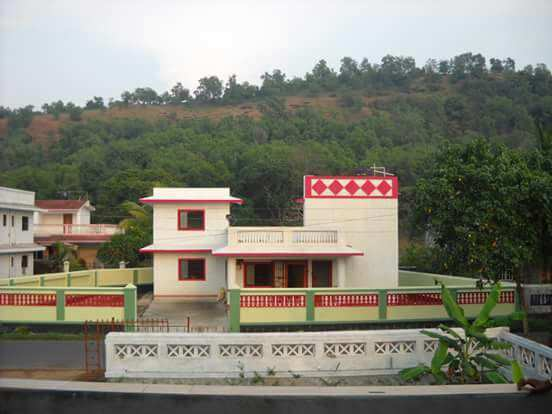 4BHK banglow sell in alibaug nagow
