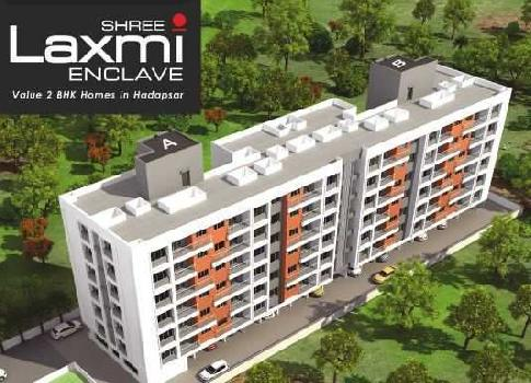 2 BHK Flats & Apartments For Sale In Hadapsar, Pune