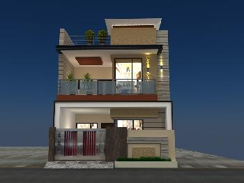 4 BHK Individual House for Sale in New Guru Amardass Nagar, Jalandhar