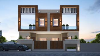 4.54 Marla New House In Low Price In Jalandhar