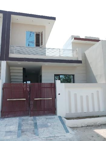 5.21 Marla House In Venus Velly Colony Jalandhar