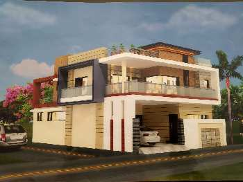 Two Side Open 4bhk Corner House In Jalandhar