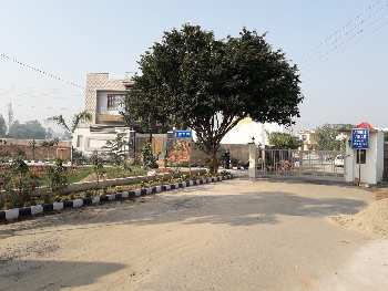 4.22 marla Plot for sale Amrit Vihar Extenstion jalandhar