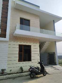 Corner 3BHK Residential House In Jalandhar