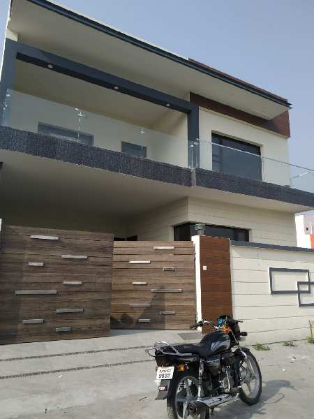 8 Marla 4BHK Residential House For Sale In Jalandhar